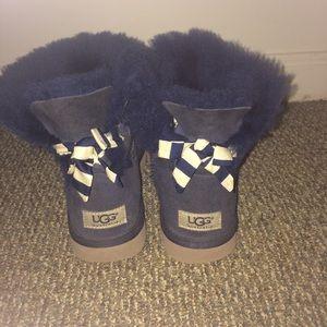 UGG Blue Boots